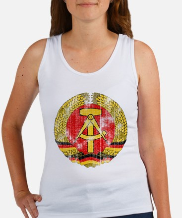 Unique East germany Women's Tank Top