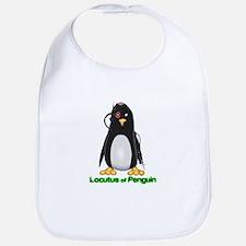 Locutus of Penguin Bib