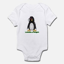 Locutus of Penguin Infant Bodysuit