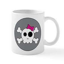 Cute Skully Mug