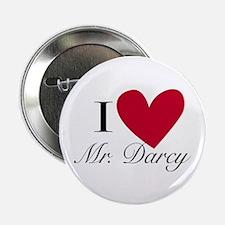 I Love Mr. Darcy button