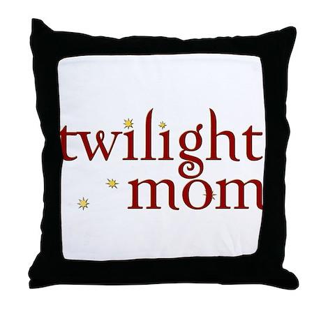 Twilight Mom Throw Pillow