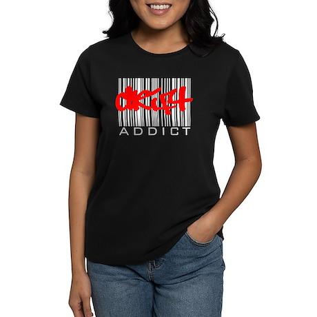 Drift Addict Women's Dark T-Shirt