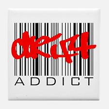 Drift Addict Tile Coaster