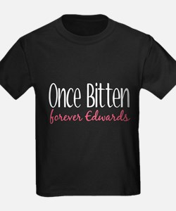Once Bitten Forever Edward's T