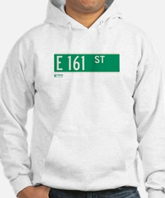 E 161st Street in The Bronx Hoodie