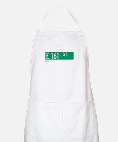 E 161st Street in The Bronx BBQ Apron