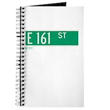 E 161st Street in The Bronx Journal