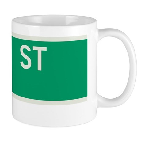 E 161st Street in The Bronx Mug