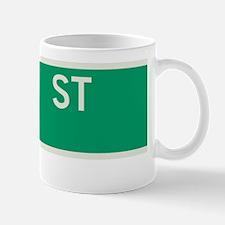 E 161st Street in The Bronx Mug