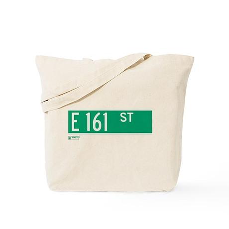 E 161st Street in The Bronx Tote Bag