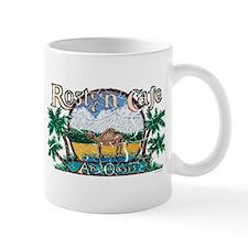 Roslyn Cafe Small Mug