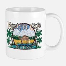 Roslyn Cafe Small Small Mug