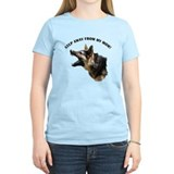 German shepherd Women's Light T-Shirt