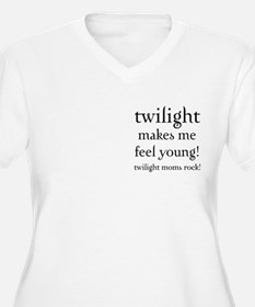 Twilight Moms Feel Young T-Shirt