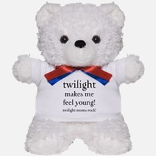 Twilight Moms Feel Young Teddy Bear