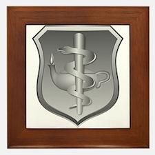 USAF Nurse Framed Tile