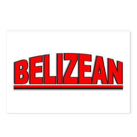 """""""Belizean"""" Postcards (Package of 8)"""