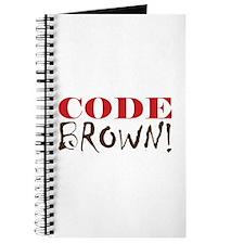 Code Brown! Journal