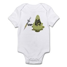 Needle or Flu Infant Bodysuit