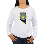 Nevada Highway Patrol Women's Long Sleeve T-Shirt
