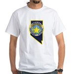 Nevada Highway Patrol White T-Shirt