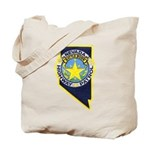 Nevada Highway Patrol Tote Bag
