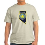 Nevada Highway Patrol Light T-Shirt