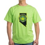 Nevada Highway Patrol Green T-Shirt