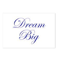 Dream Big Cursive Postcards (Package of 8)