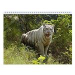 White Tiger, Zabu Wall Calendar