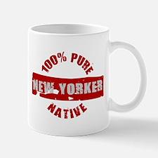 NEW YORK SHIRT 100% NEW YORK Mug