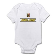 Unique Belgium Infant Bodysuit