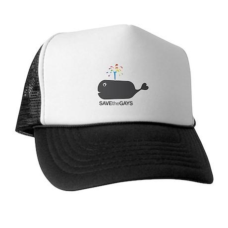SAVEtheGAYS Trucker Hat
