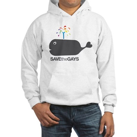 SAVEtheGAYS Hooded Sweatshirt