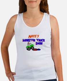 Nate's Monster Truck Women's Tank Top