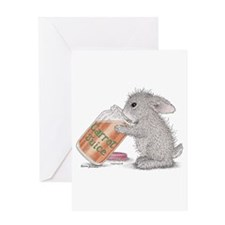 Carrot Juice - Greeting Card