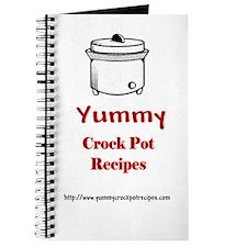 Yummy Crock Pot Recipes Journal
