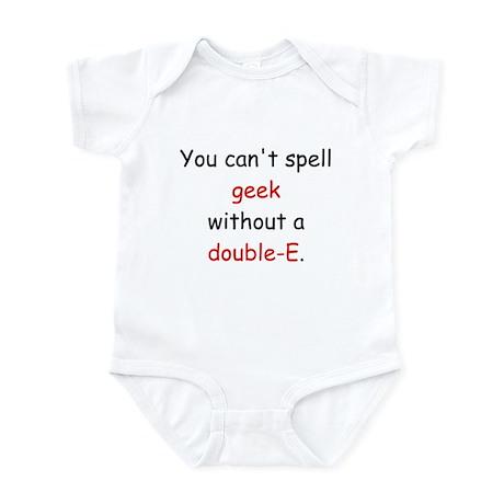 Double-E Infant Bodysuit