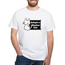 Adopt a Shelter Cat Shirt