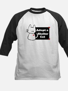Adopt a Shelter Cat Tee