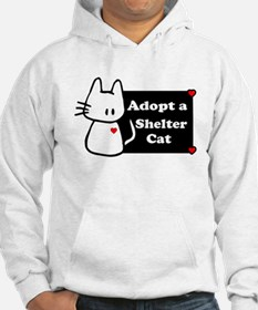 Adopt a Shelter Cat Hoodie