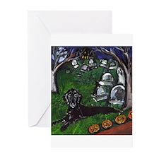 Flattie Graveyard Greeting Cards (Pk of 10)