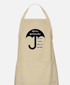 Stand Under My Umbrella BBQ Apron