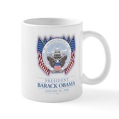 Obama Inauguration Mug