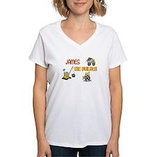James the Builder Shirt