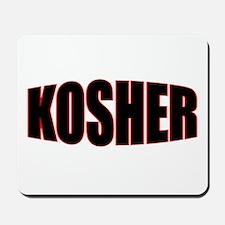 """KOSHER"" Mousepad"