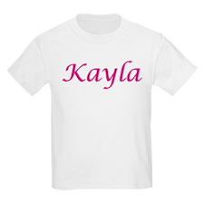 Kayla Kids T-Shirt