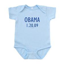 Obama 1.20.09 - Infant Bodysuit