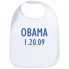 Obama 1.20.09 - Bib